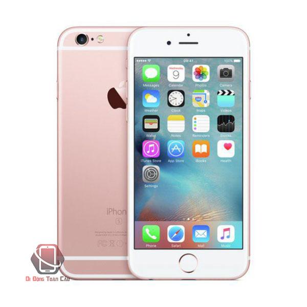 iPhone 6S Plus màu vàng hồng