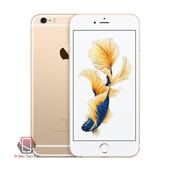 iPhone 6S màu vàng gold