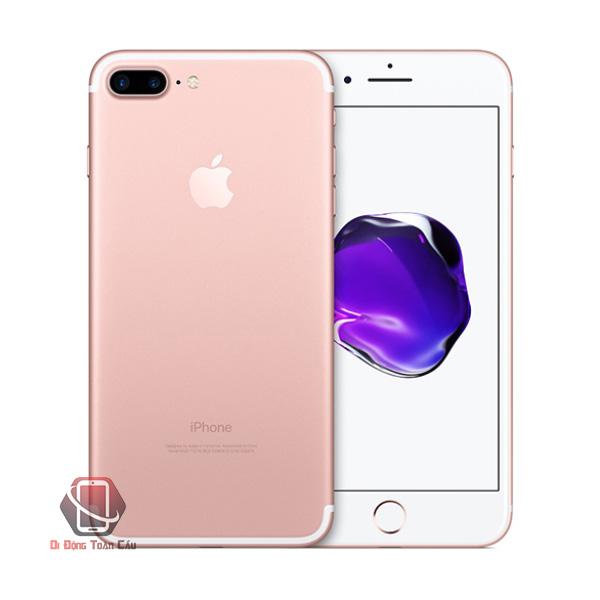 iPhone 7 Plus màu vàng hồng